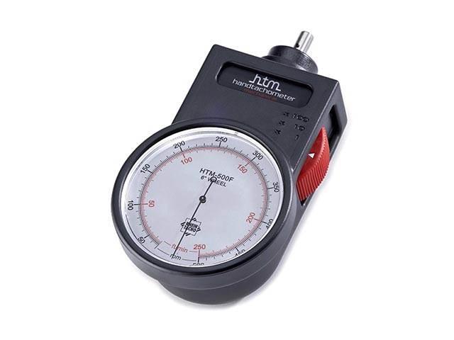 500F handheld mechanical tachometer
