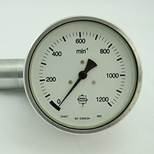 NEW: ATEX certification of our mechanical tachometer family