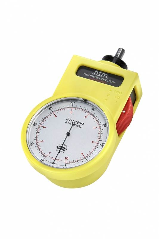 Digital hand-tachometers and ATEX certified devices from RHEINTACHO