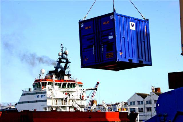 Ferguson Group Singapore Showcases DNV 2.7-1/EN 12079 Offshore Containers at OSE