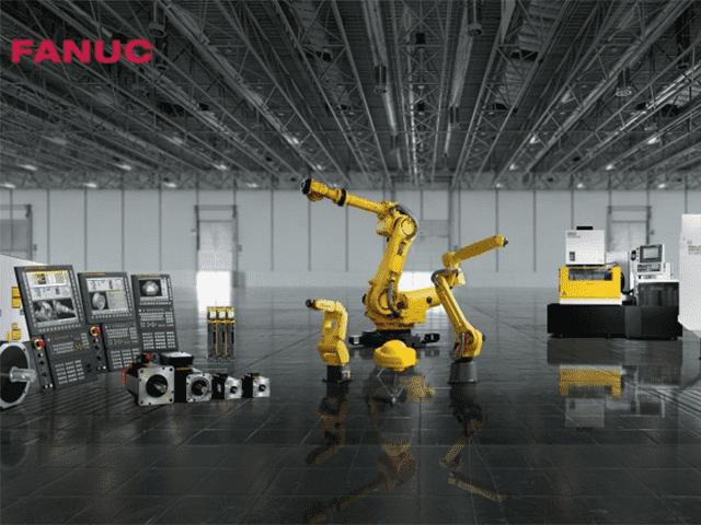 Fanuc Uk Ltd