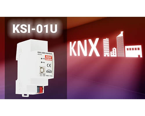 KSI-01U KNX-USB interface