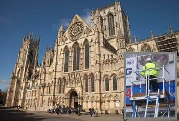 Easi-Dec Answer for Cathedral Fire Maintenance
