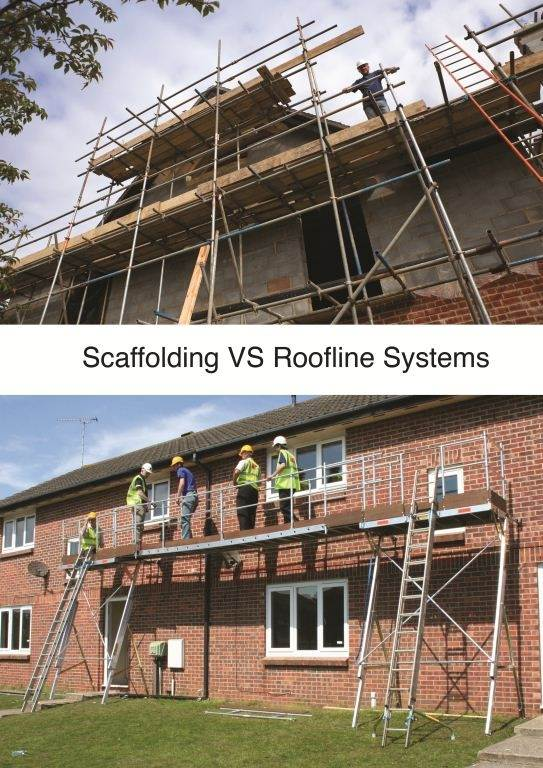 Easi-Dec can help reduce your scaffolding costs