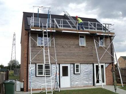 Solar Access System