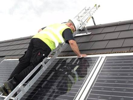 Solar Ladder