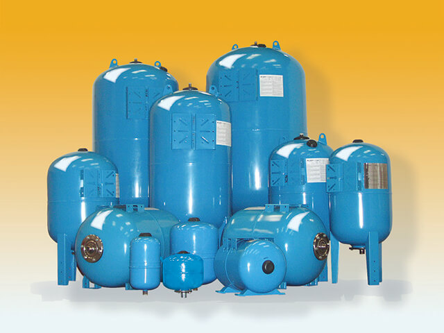 Accessories - Expansion Vessels