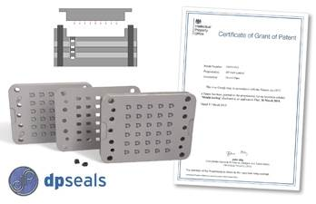 Dp Seals Success with Patent