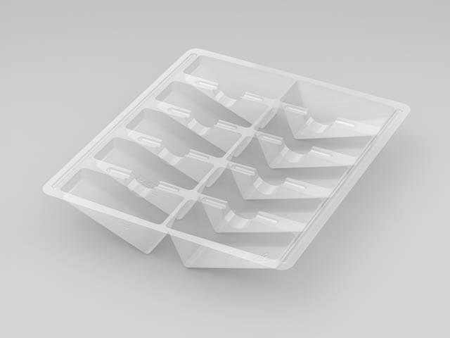 Vertical Stacked Slice Tray