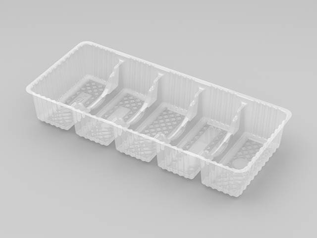 Recycled Thermoformed Food Packaging Trays