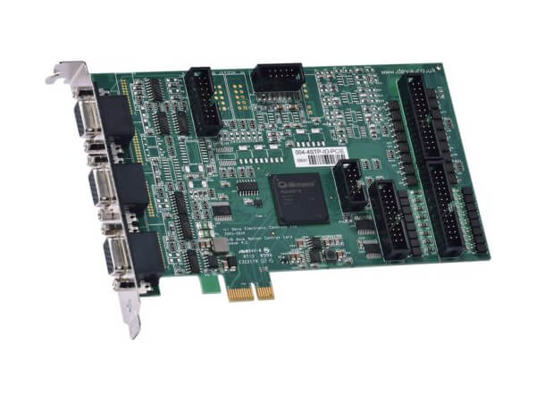 4 Axis PCI Motion Controller