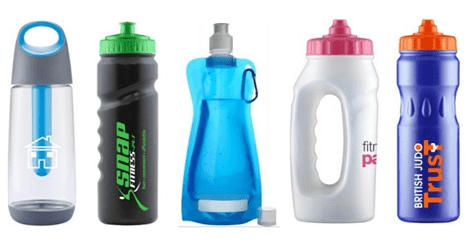 Promotional Reusable Drinks Bottles - a savvy promotional gift