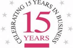 Complete Business Gifts celebrating 15 years in business