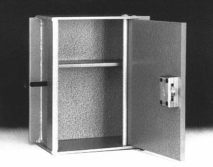 Bramah - Wall Safes