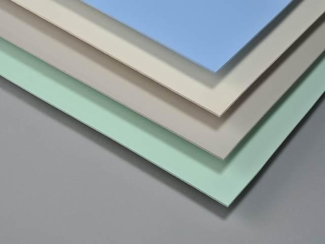 Elite PVC Sheets - Colours