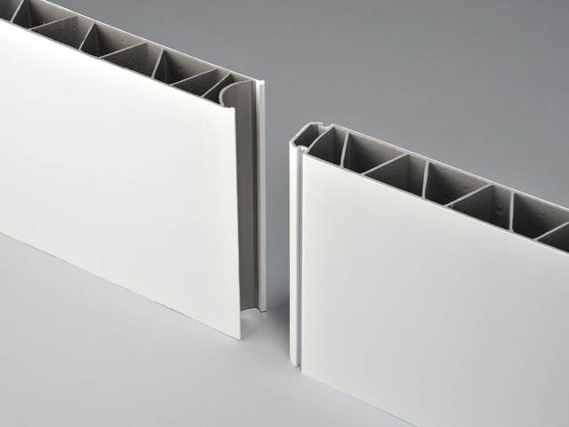 Multiplank PVC Partitions