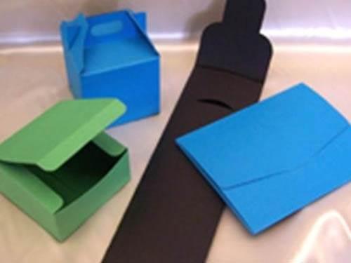 Coloured Cartons
