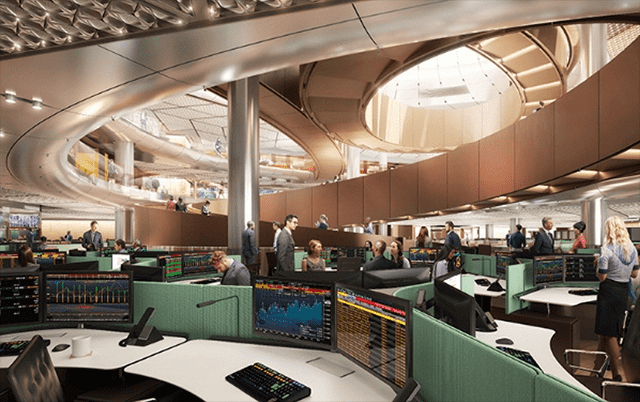 The Most Sustainable Office Fit Out in The World