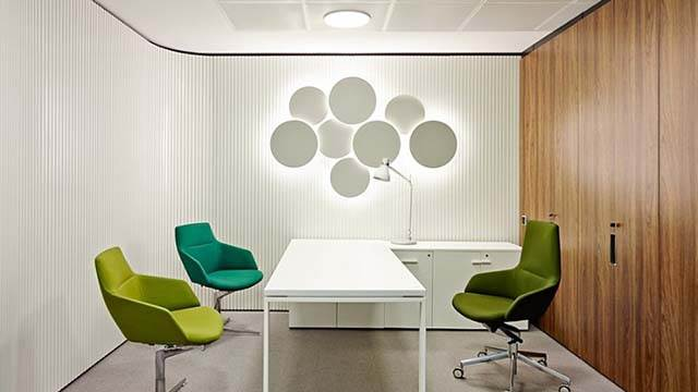 Can you boost productivity with office lighting?
