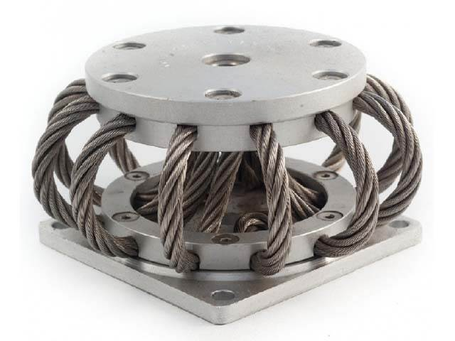 Wire Rope Mounts