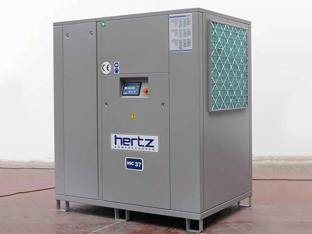 Refrigerant / Desiccant Dryers
