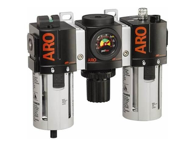 Air Filter Regulators, Lubricators & Accessories