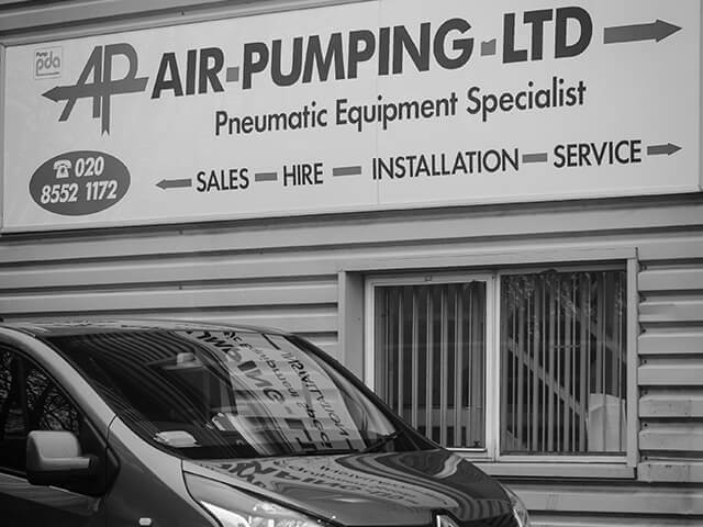 Air Pumping Premises