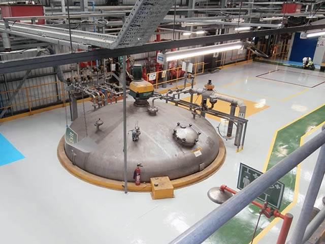 Industrial Factory Flooring+
