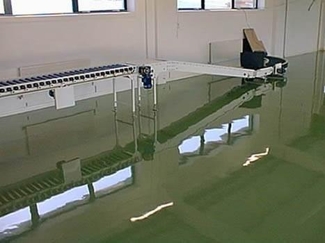 ACC Flooring Limited, Industrial Flooring Warehouse Yorkshire