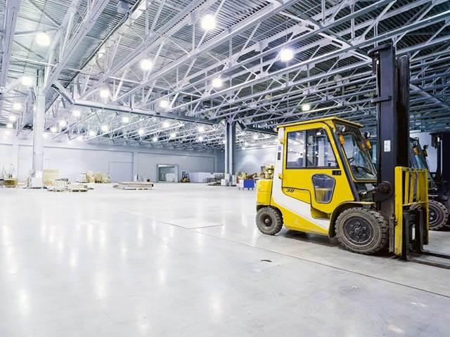 Industrial Flooring Warehouse