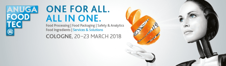 SN and Meypack at Anuga 2018