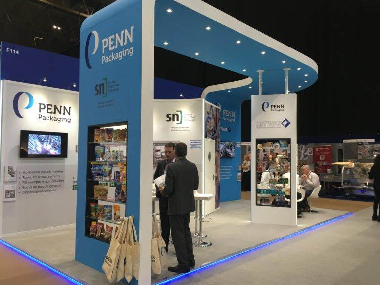 Penn Packaging at PPMA 2017