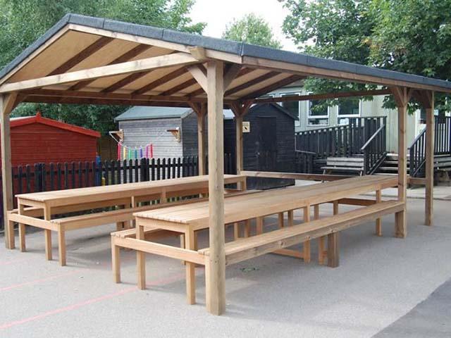 Modern Outdoor Classroom ~ Branson leisure