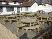 Treated Softwood Picnic Benches