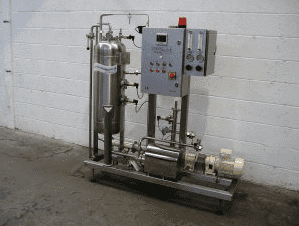 New Mixed Gas Carbonator 2000 lph