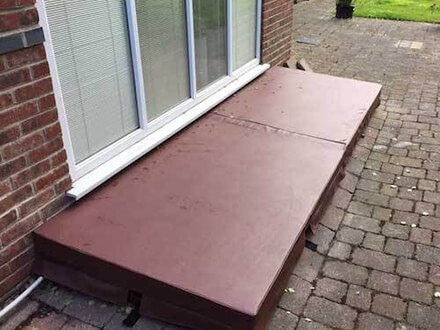Bespoke Access Pit Cover