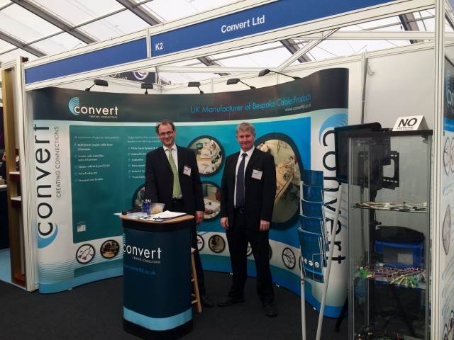 Record visitors and enquiries for Convert at Southern Manufacturing Show