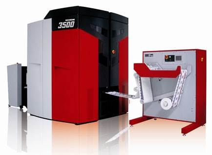 Fifth Xeikon in five years for CS Labels