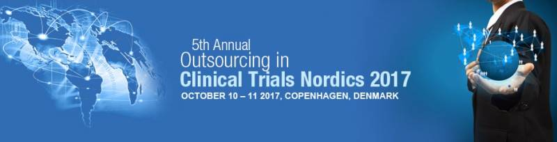 Woodley to attend Outsourcing in Clinical Trials Nordics Conference 2017