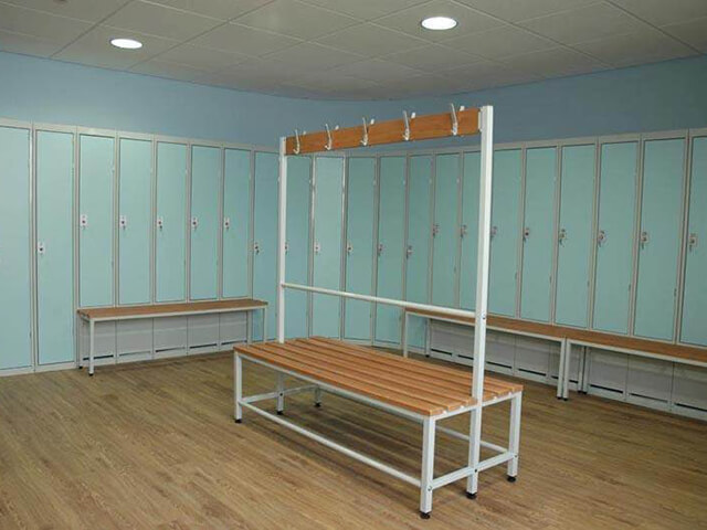 Gym & Changing Room Lockers