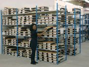 Stockroom Shelving for Retailers and Wholesalers