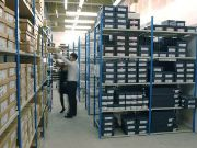 Stockroom Shelving and Racking