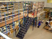 2 Tier Shelving Systems