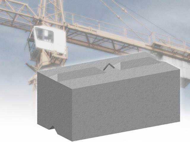 Counterweight Blocks