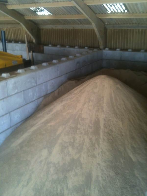 SOIL SUPPLIERS BOWLED OVER WITH CONCRETE COMPANY'S SOLUTION