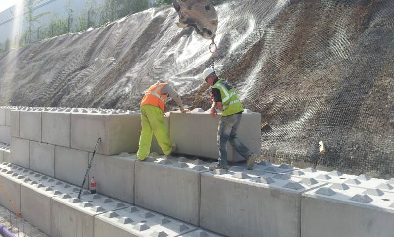 Elite Precast Concrete Ltd Concrete Blocks Wall Systems