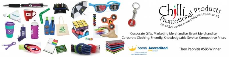 Main image for Chilli Promotional Products Ltd