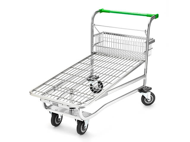 Shopping Trolley 212 Ltr
