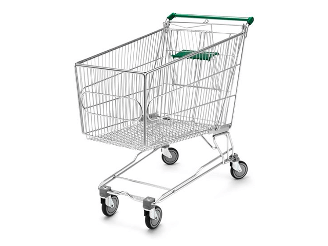 Shopping Trolley 120 Ltr