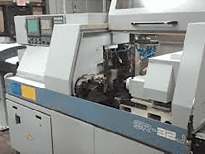 Our CNC Machinery